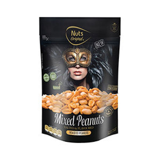 Picture of Snack NUTS ORIGINAL Mixed Peanuts 75gr