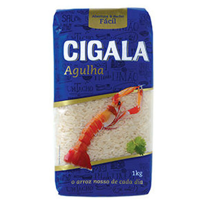 Picture of Arroz CIGALA Agulha Extra Longo 1kg