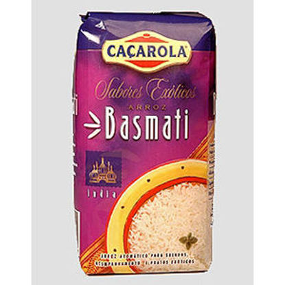 Picture of Arroz CACAROLA Basmati 500gr
