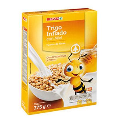 Picture of Cereais SPAR Trigo C/Mel 375gr