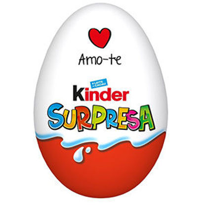 Picture of Ovo Chocolate KINDER Surpresa T1 20gr
