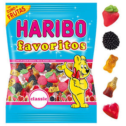 Picture of Gomas HARIBO Favoritos Classic 90gr