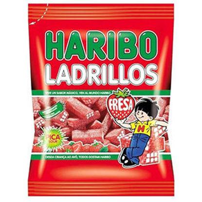 Picture of Gomas HARIBO Ladrillos Pica 100gr