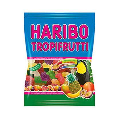 Picture of Gomas HARIBO Tropifrutti 100gr