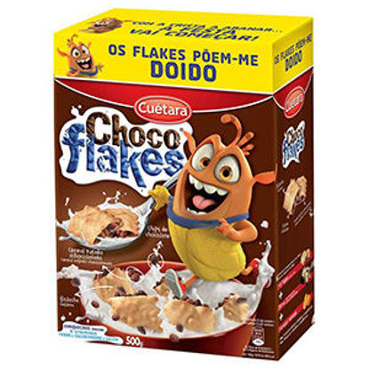 Picture of Bolachas CUETARA Chocoflakes 500gr