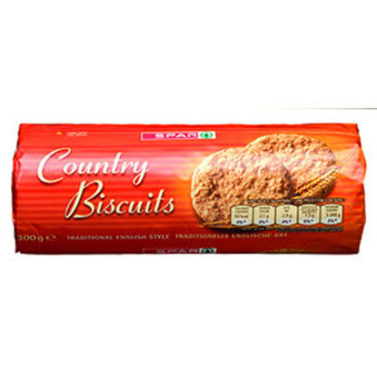 Picture of Bolacha SPAR Aveia Country 300gr