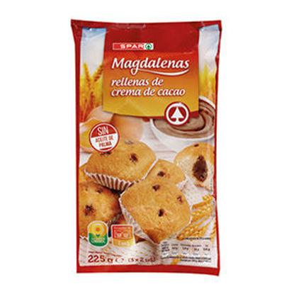 Picture of Madalenas SPAR Recheio Chocolate 225gr