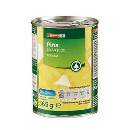 Picture of Ananas SPAR Calda Lata 565gr