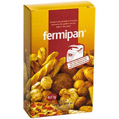 Picture of Fermento FERMIPAN Orgânico 44gr