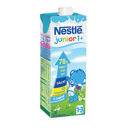 Picture of Leite NESTLE Júnior 1+ 1lt