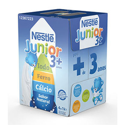 Picture of Leite NESTLE Júnior 3+ 1lt