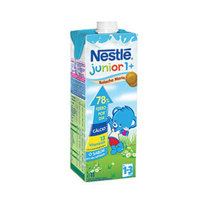 Picture of Leite NESTLE Júnior Bol Maria 1+ 1lt