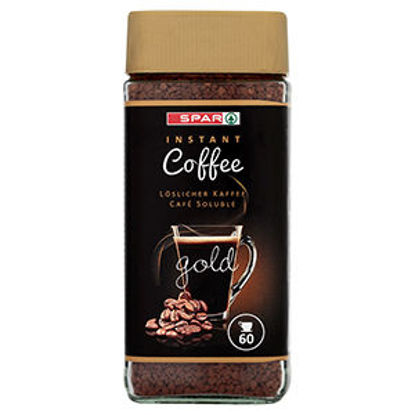 Picture of Café SPAR Solúvel Gold 100gr