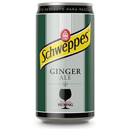 Picture of Ginger Ale SCHWEPPES Lata 0,25lt