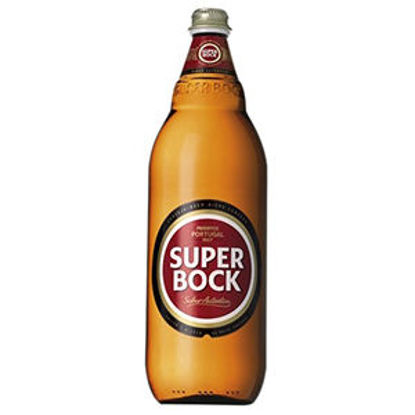 Picture of Cerveja SUPER BOCK Branca 1lt