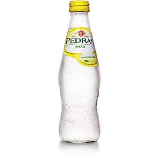 Picture of Água PEDRAS SALG Gás Lim 25cl