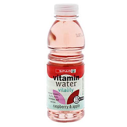 Picture of Água SPAR Vitamina Maça&Framboesa 500ml