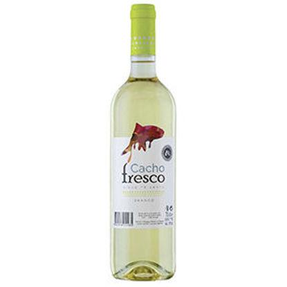 Imagem de Vinho CACHO FRESCO Branco Frisante 75cl