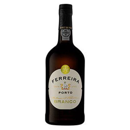 Picture of Vinho Porto FERREIRA Branco 75cl
