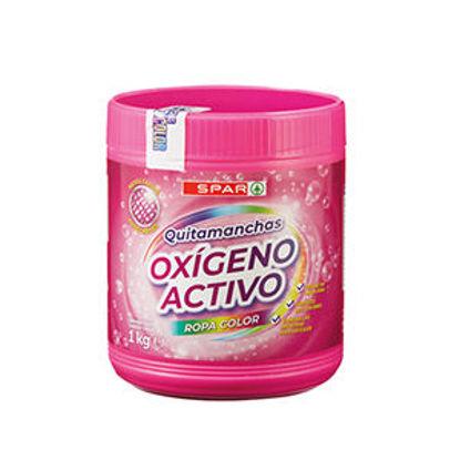 Picture of Det Roupa SPAR Pó Oxigénio Ativo Cores 1kg