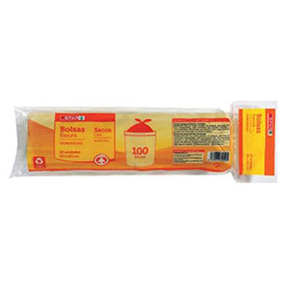 Picture of Sacos Lixo SPAR Amarelos 85X105 10Un