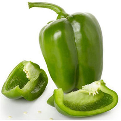 Imagem de Pimento Verde II kg (emb 500GR aprox)