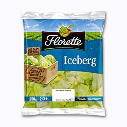 Picture of Salada FLORETTE Iceberg 250gr