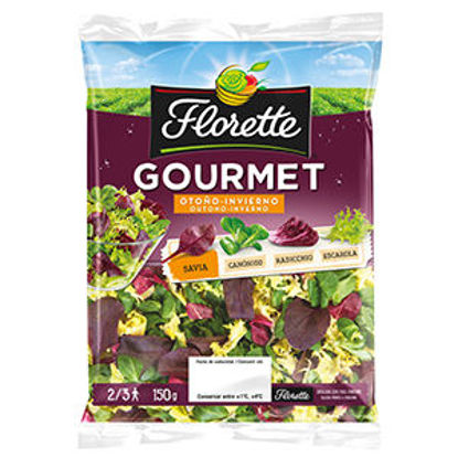 Picture of Salada FLORETTE Gourmet Estacional 150gr