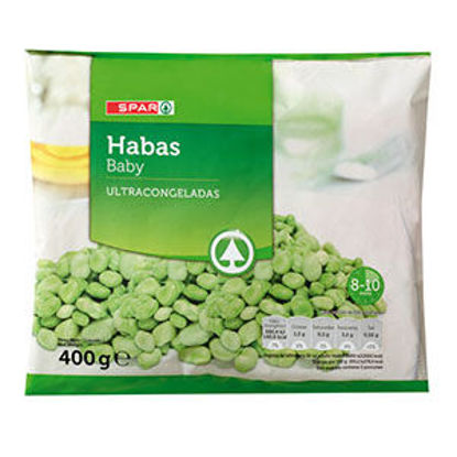 Picture of Favas SPAR Baby 400gr