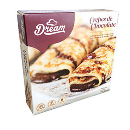 Picture of Crepes DREAM LIVE HAPPY Chocolate 540gr