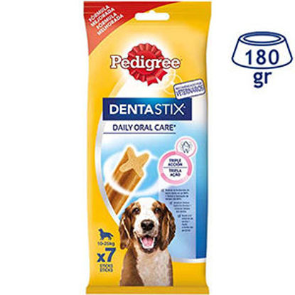 Picture of Alim Cão PEDIGREE Snack Dentastix 180gr