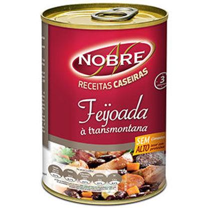 Picture of Feijoada NOBRE Tradicional Lata 500gr
