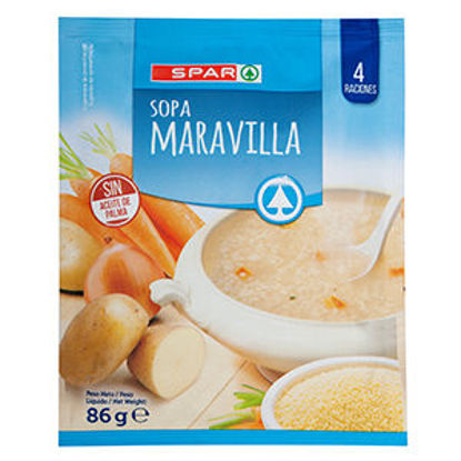 Picture of Sopa SPAR Instantanea Maravilha 86gr