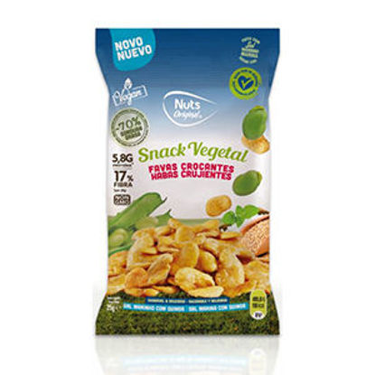 Picture of Snack NUTS ORIGINAL Favas Sal/Quin 25gr