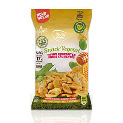 Picture of Snack NUTS ORIGINAL Favas Mel/Most 25gr