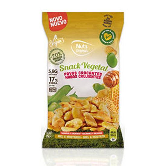 Imagem de Snack NUTS ORIGINAL Favas Mel/Most 25gr