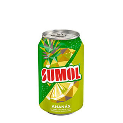 Picture of Refrig SUMOL Ananas Lata 0,33lt