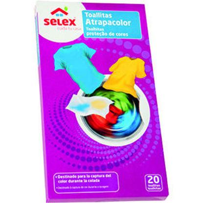 Imagem de Toalhita SELEX Protec Cores 20un