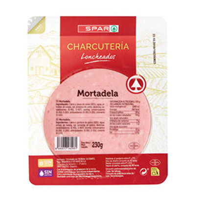 Picture of Mortadela SPAR Fatias 230gr