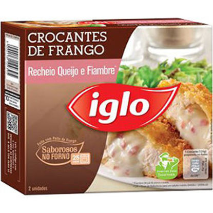 Picture of 2 Crocantes Frango IGLO Qj Fiamb 204gr