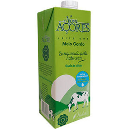 Picture of Leite NOVA ACORES Meio Gordo 1lt