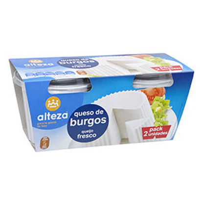Picture of Queijo Fresco ALTEZA C/ Tampa 2x250gr