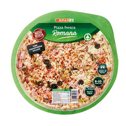 Picture of Pizza SPAR Refrig Romana 410gr