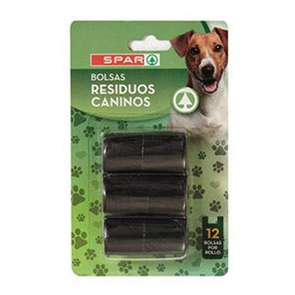 Picture of Bolsa SPAR P/Residuos Caninos 3x12un