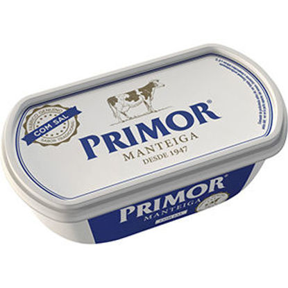 Picture of Manteiga PRIMOR C/Sal 250gr