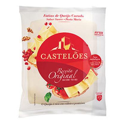 Picture of Queijo CASTELOES Fatias 200gr