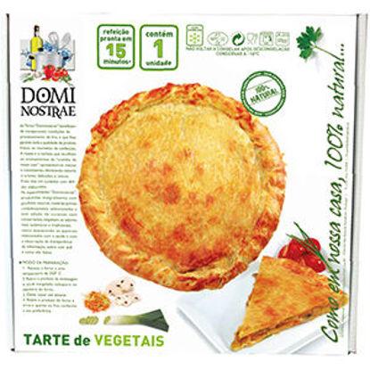 Imagem de Tarte Vegetais DOMI NOSTRAE 1kg