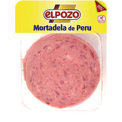 Picture of Mortadela ELPOZO Peru 150gr