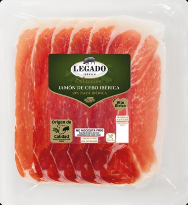 Picture of Presunto ELPOZO Ibérico Fat 60gr