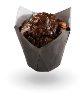 Picture of Muffin Triplo Chocolate 110gr